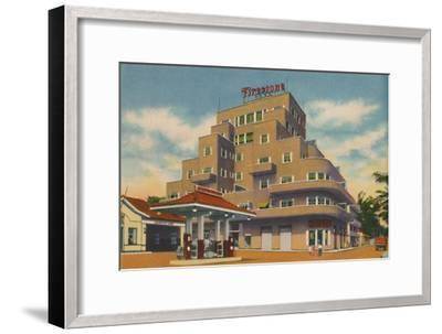 'A modern building, Baranquilla', c1940s-Unknown-Framed Giclee Print
