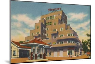 'A modern building, Baranquilla', c1940s-Unknown-Mounted Giclee Print