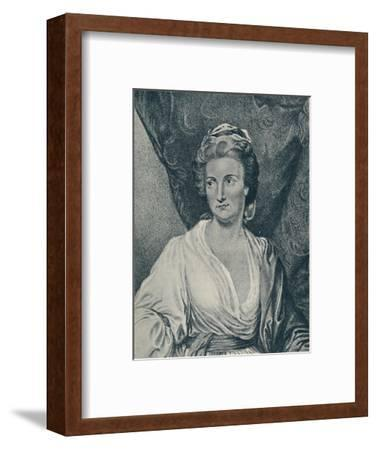 'Lady Diana Beauclerk (b. 1734, d. 1808)', 1907-Unknown-Framed Giclee Print