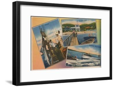 'One more attraction for tourists', c1940s-Unknown-Framed Giclee Print