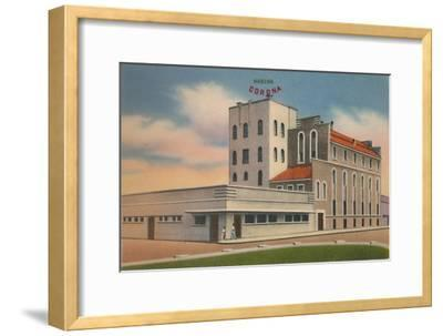 'Mills of Roncallo Hermanos & Co., S. A. Barranquilla', c1940s-Unknown-Framed Giclee Print