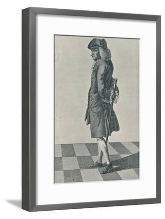 'Samuel Johnson', 1907-Unknown-Framed Giclee Print