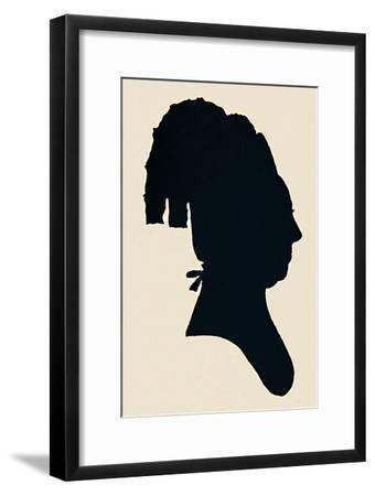 'Mrs. Lucy Porter (b. 1716, d. 1786)', 1907-Unknown-Framed Giclee Print