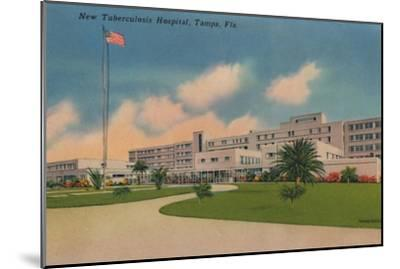'New Tuberculosis Hospital, Tampa, Fla.', c1940s-Unknown-Mounted Giclee Print