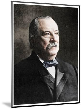 Grover Cleveland, 22nd and 24th President of the United States, 19th century (1955)-Unknown-Mounted Photographic Print