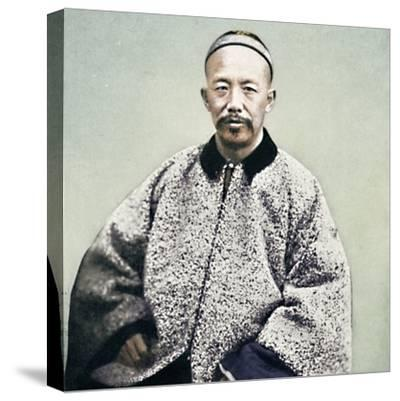A Chinese official, 1902-Unknown-Stretched Canvas Print