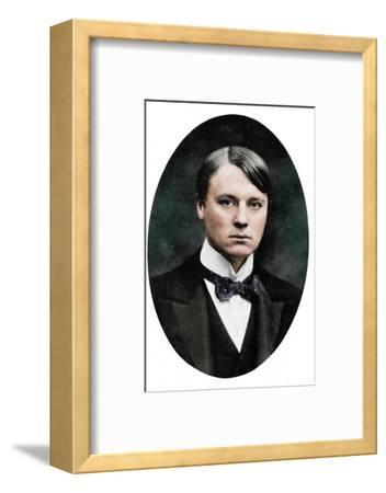 'The Right Hon. Lord Northcliffe', c1890, (1911)-Unknown-Framed Photographic Print