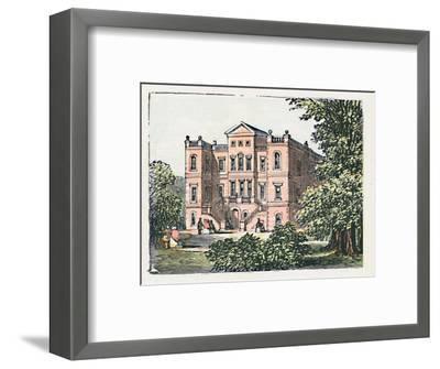 'Twickenham', c1910-Unknown-Framed Giclee Print