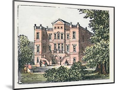 'Twickenham', c1910-Unknown-Mounted Giclee Print