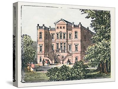 'Twickenham', c1910-Unknown-Stretched Canvas Print