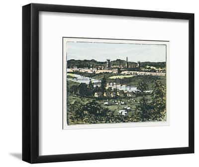 'Reading', c1910-Unknown-Framed Giclee Print