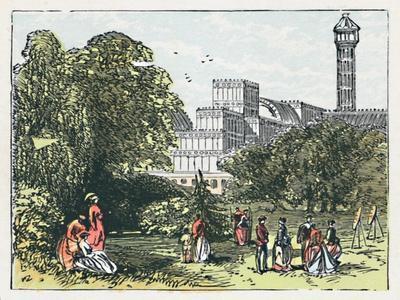 'Sydenham', c1910-Unknown-Framed Giclee Print