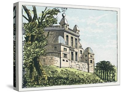 'Greenwich', c1910-Unknown-Stretched Canvas Print