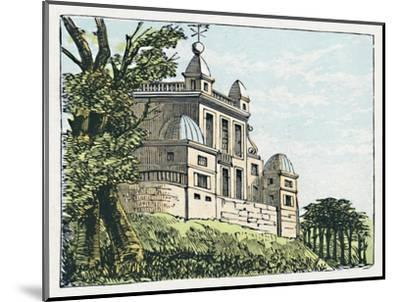 'Greenwich', c1910-Unknown-Mounted Giclee Print