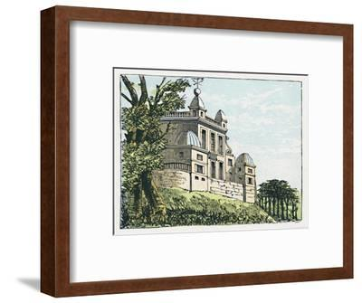 'Greenwich', c1910-Unknown-Framed Giclee Print