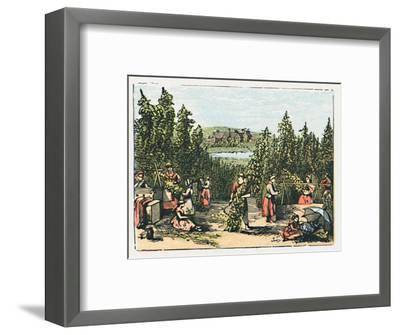 'Maidstone', c1910-Unknown-Framed Giclee Print