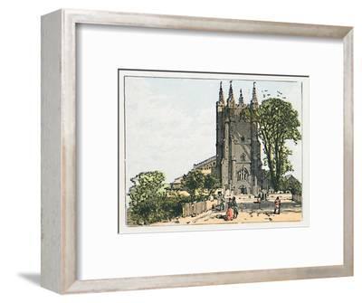 'Croydon', c1910-Unknown-Framed Giclee Print