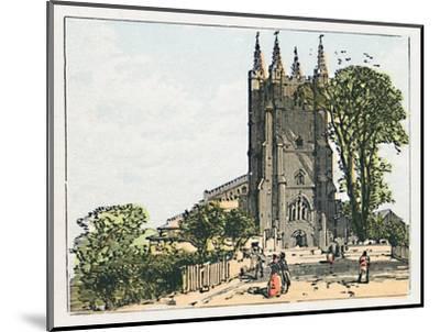'Croydon', c1910-Unknown-Mounted Giclee Print