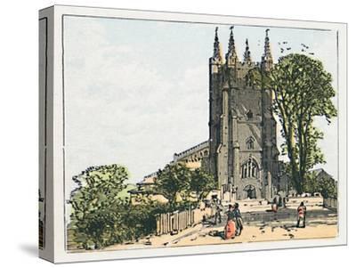 'Croydon', c1910-Unknown-Stretched Canvas Print