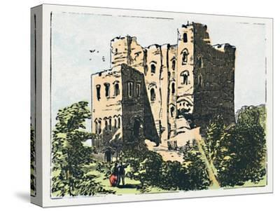 'Rochester', c1910-Unknown-Stretched Canvas Print