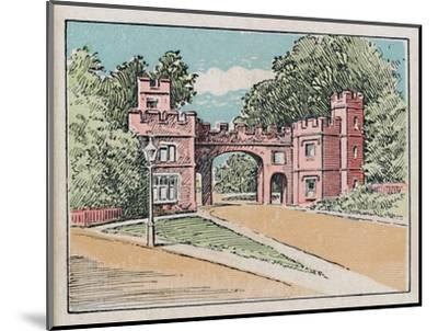 'Watford', c1910-Unknown-Mounted Giclee Print