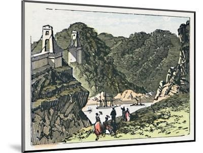 'Clifton', c1910-Unknown-Mounted Giclee Print