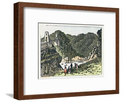'Clifton', c1910-Unknown-Framed Giclee Print