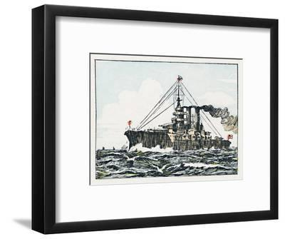 'Portsmouth', c1910-Unknown-Framed Giclee Print
