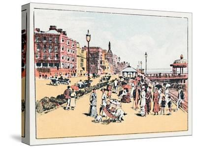 'Brighton', c1910-Unknown-Stretched Canvas Print
