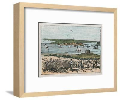 'Harwich', c1910-Unknown-Framed Giclee Print