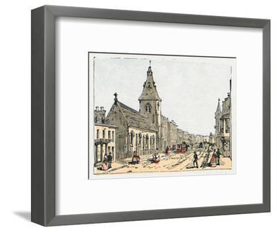 'Dorchester', c1910-Unknown-Framed Giclee Print