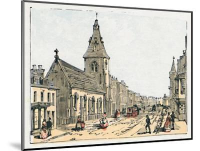 'Dorchester', c1910-Unknown-Mounted Giclee Print