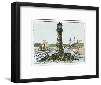 'Plymouth', c1910-Unknown-Framed Giclee Print