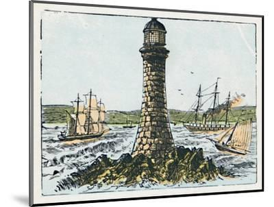 'Plymouth', c1910-Unknown-Mounted Giclee Print