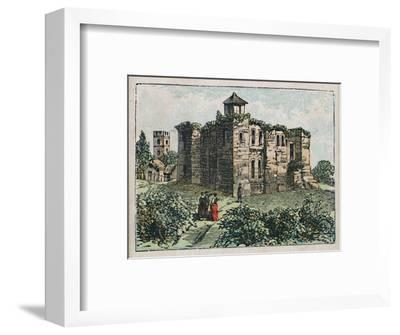 'Colchester', c1910-Unknown-Framed Giclee Print