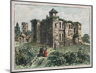 'Colchester', c1910-Unknown-Mounted Giclee Print