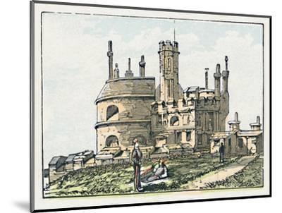 'Falmouth', c1910-Unknown-Mounted Giclee Print