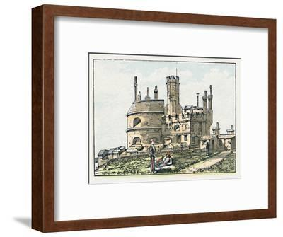 'Falmouth', c1910-Unknown-Framed Giclee Print