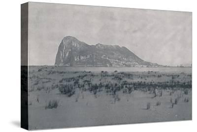 'Gibraltar', 1924-Unknown-Stretched Canvas Print