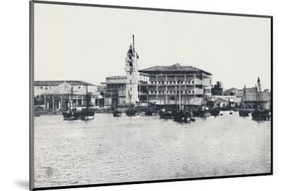 'Zanzibar', 1924-Unknown-Mounted Photographic Print