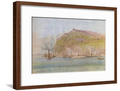 'Quebec Citadel', 1924-Unknown-Framed Giclee Print