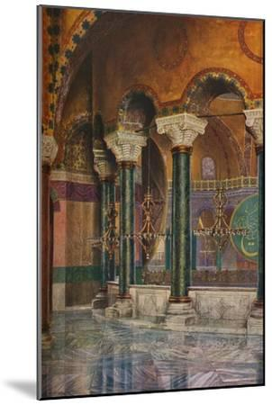 'Constantinople', c1930s-Unknown-Mounted Giclee Print