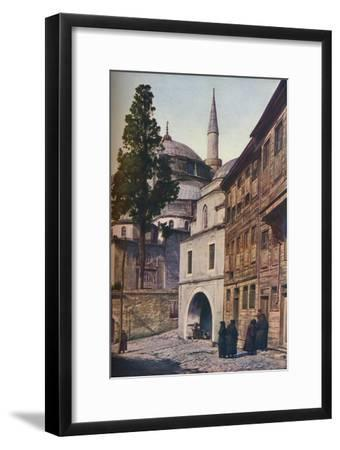 'Constantinople', c1930s-C Uchter Knox-Framed Giclee Print