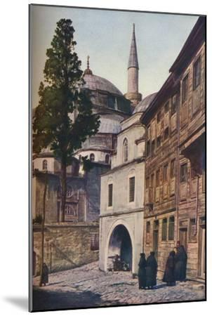 'Constantinople', c1930s-C Uchter Knox-Mounted Giclee Print