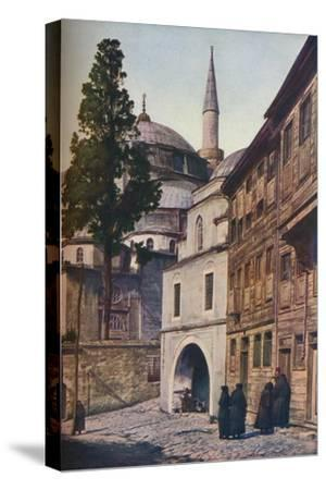 'Constantinople', c1930s-C Uchter Knox-Stretched Canvas Print