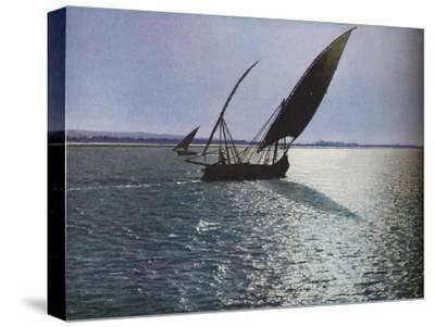 'Egypt', c1930s-Unknown-Stretched Canvas Print