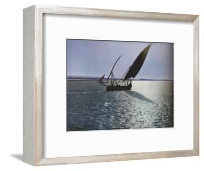 'Egypt', c1930s-Unknown-Framed Giclee Print