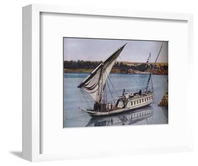 Egypt', c1930s-Unknown-Framed Giclee Print
