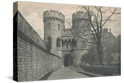 'Norman Gate', 1895-Unknown-Stretched Canvas Print