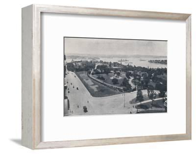 'Sydney Harbour, New South Wales', 1924-Unknown-Framed Photographic Print